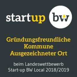 startup-bw-baden-wuerttemberg-gruendungsfreundliche-kommune-ausgezeichneter-ort-landeswettbewerb-local-2018-2019-gruender-gruenden-walldorf-innowerft